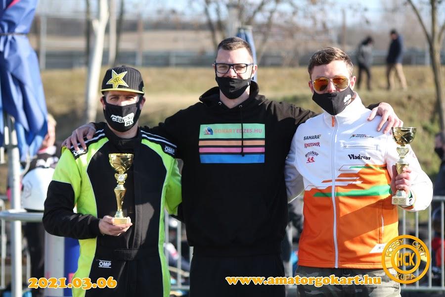 5 kategóriában győzelem, hatban bajnoki vezetés a Hungaroringen