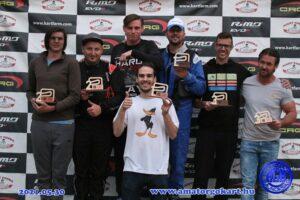 Endurance OAGB: GP2-es győzelem!